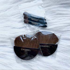 NEW Chanel Makeup Brush Bundle, Designer